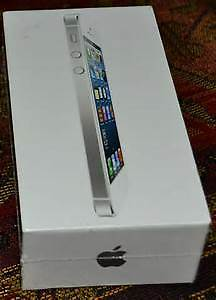 NEW APPLE IPHONE 5 BOX - BUY EMPTY OR WITH ACCESSORIES Regina Regina Area image 3