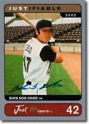 Shin Soo Choo Auto