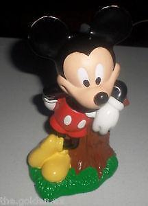 Mickey Mouse Piggy Bank Ebay