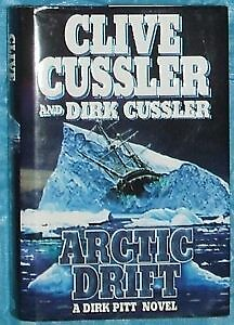 CLIVE CUSSLER HARDCOVER COLLECTION
