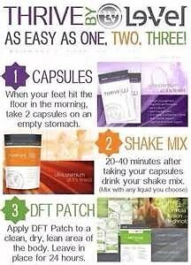 Take the 8 Week THRIVE challenge and change your LIFE