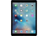 Apple iPad Pro 128GB, Wi-Fi + Cellular (Unlocked), 12.9in - Space Grey...