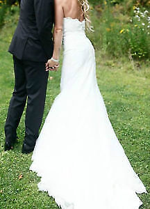 robe de mariage, wedding dress, handmade