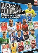 Topps Bundesliga Sticker 12 13