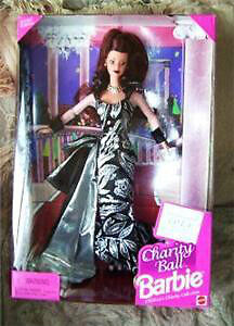 Charity Ball  Barbie   COTA     COLLECTABLE  MINT CONDITION London Ontario image 1