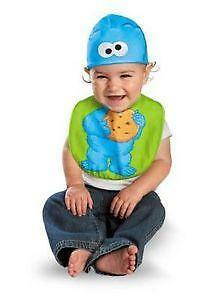 Toddler Cookie Monster Costume  sc 1 st  eBay & Cookie Monster Costume | eBay