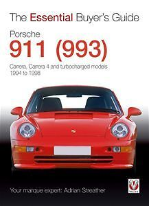Porsche-911-993-Buyers-Guide-specifications-1994-1998