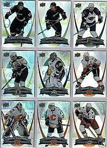 2008-09 Upper Deck McDonald's NHL Hockey Card Singles