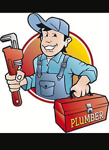 plumber for hire! all across HRM 24/7 service cheap rates