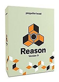 Full Reason 9.5 (with all future updates) recording and Production Software Licence