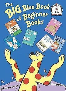 Dr Suess-The BIG Blue Book of Beginner Books Kitchener / Waterloo Kitchener Area image 1