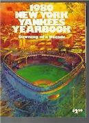 1980 Yankees Yearbook