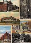 Lot 100 Vintage Postcards