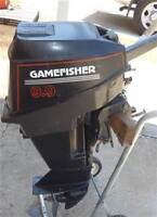 GAMEFISHER FORCE 9.9 AND 15 HP PARTS ONLY