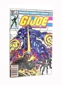 Gi Joe Comic Books