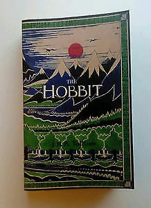 ▀▄▀The Hobbit Paperback Book ~ 2006