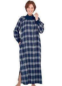 69329a620b Flannel Nightgown  Sleepwear   Robes