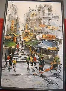 Hong Kong Painting Ebay