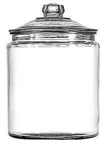 98f00e56871 Large Glass Candy Jar