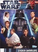 Star Wars Movie Sticker