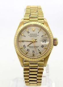 solid gold watch rolex solid gold watch