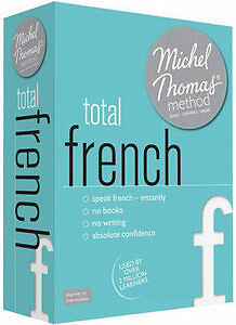 Total French with the Michel Thomas Method (CD-Audio) Effective Learning -NEW!