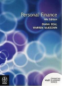 Personal Finance 4th Edition by Diana Beal Warren McKeown Waterloo Inner Sydney Preview