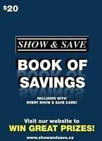 Show and Save Coupon Book Fundraiser