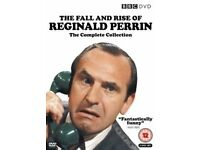 REGINALD PERRIN DVD