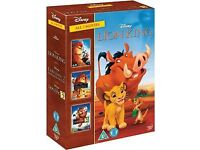 Lion King 1, 2 and 3 Box Set