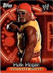 hulk hogan card  ebay, Birthday card