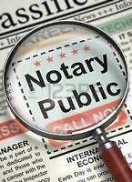 We Drive2U ! Notary Public & Commissioner for Oaths 24/7