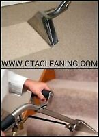 GTA Carpet & Upholstery Cleaning steam + Shampoo wash cleaner --