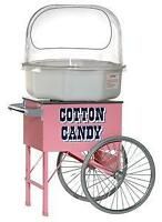 Custom Made Pre Packaged Cotton Candy and Popcorn
