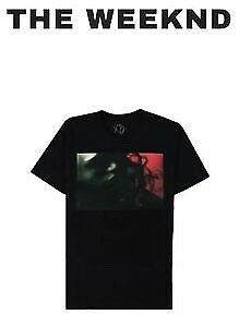 RARE The Weeknd Echoes Of Silence 5 Year Anniversary Tee