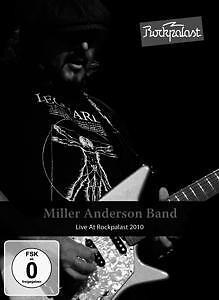 Miller Anderson Band - Live At Rockpalast *DVD*NEU*