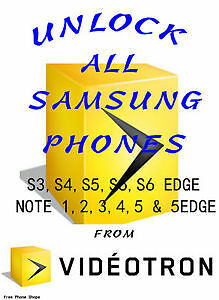 """""""Unlocking for iPhone Videotron Any Version For just $69.99."""""""