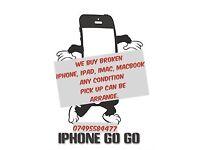 Wanted your broken iphone!