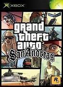 GTA San Andreas Xbox