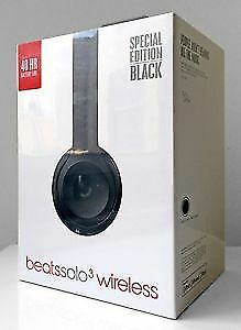 Never Opened Beats by Dr. Dre Solo 3 Wireless