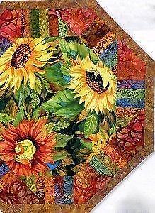 Table Topper Quilt Pattern Ebay