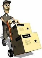 Garbage/Trash Removal and Moving/Delivery Services