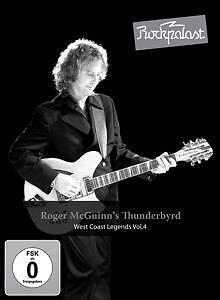 Roger McGuinn's Thunderbyrd  - Rockpalast: West Coast Legends Vol. 4 *DVD*NEU*