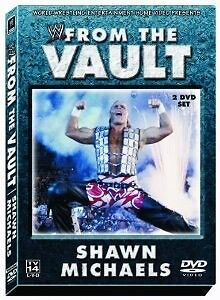"""WWE Shawn Micheals """" From The Vault """""""
