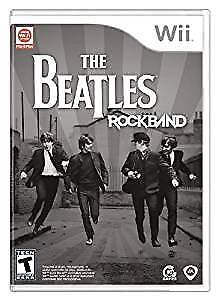 The Beatles: Rock Band - Wii Standard Edition (NEW)
