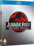 Jurassic Park Ultimate Trilogy Blu Ray