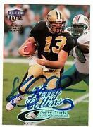 Kerry Collins Autograph
