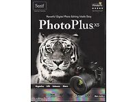 Serif PhotoPlus x5 Photo Editing Software