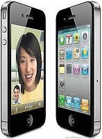 Apple iphone4s black 16gb with box and accessories