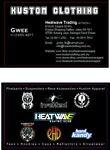 Heatwave Rave Gear